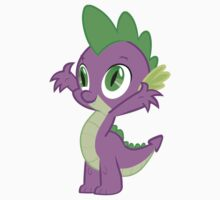 Happy Spike by imscootaloo