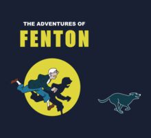 The Adventures of Fenton by MangaKid