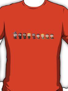 The 16-Bit Fellowship T-Shirt