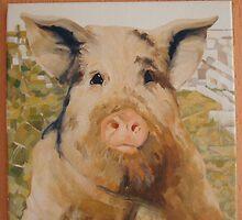 Wilbur by Andrew Clarke