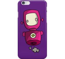ROBOT PINK iPhone Case/Skin