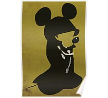 King Mickey Poster