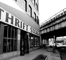 Thrift Store by XD  Photography