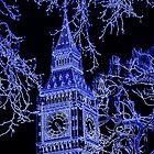 Big Ben Neon by j0sh