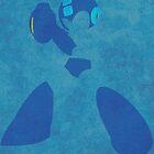 Megaman by jehuty23