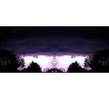 March 19 & 20 2012 Lightning Art 52 Photographic Print