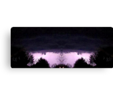 March 19 & 20 2012 Lightning Art 54 Canvas Print