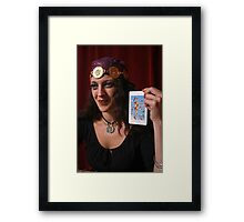 A fool for you Framed Print