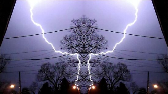 March 19 & 20 2012 Lightning Art 82 by dge357