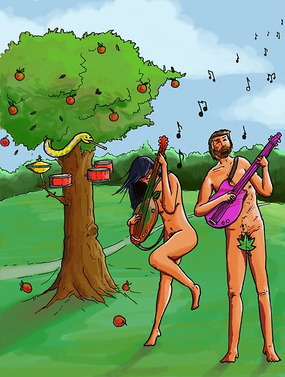Rock n' Roll in the Garden of Eden by Stuart F Taylor