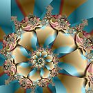 Fractal 32912 by Therese M Smith