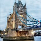 Tower Bridge  by John Trent