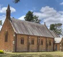 Holy Trinity Anglican Church, Berrima, NSW by Adrian Paul