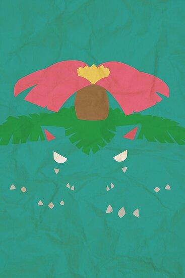 Venasaur by jehuty23