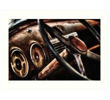 Old | Ride Art Print