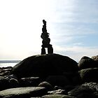 Rock Stack by Britland Tracy