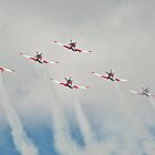 The Roulettes by Nuttee Ratanapiseth