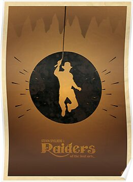 Steven Spielberg's RAIDERS OF THE LOST ARK by AlainB68