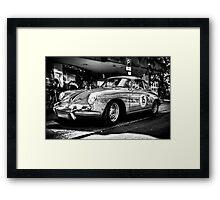 Porsche 1 Framed Print