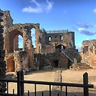 Kenilworth Castle ( 5 ) by Larry Lingard-Davis