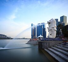 Merlion by Kelvin Won