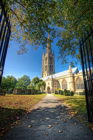St. Wulfram, Grantham by hebrideslight
