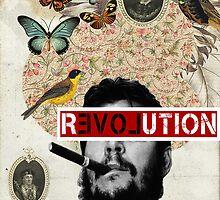 Che Guevara by Elo Marc
