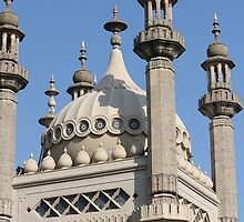 Brighton Royal Pavilion by karina5