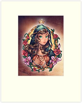 Our Lady of Guadalupe by Tim  Shumate