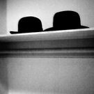 Two hats by Paul Politis