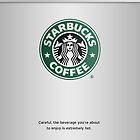 UnOfficial - Starbucks Coffee Cup by EdwardDunning