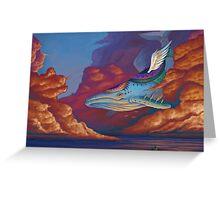 Zelda- Wind Fish Greeting Card