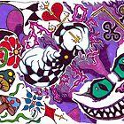 Folie A Duex  by graffitica