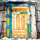 Ger door detail by UniSoul