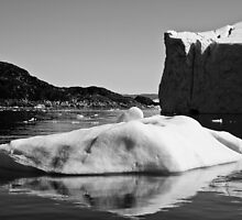Greenland - Iceberg cruise by Derek  Rogers