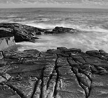 Of Rocks and Water by bazcelt