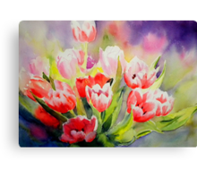 Easter Bouquet Canvas Print