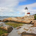 Annisquam Harbor Light Station by Jack Ryan