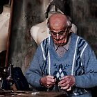 The Tailor by Mark Grech