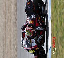Alvaro Bautista in Jerez 2012 by corsefoto