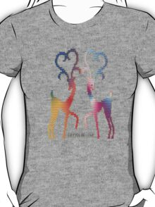 Deers In Love - 01 T-Shirt