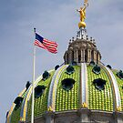 Pennsylvania Capital Dome by ©  Paul W. Faust
