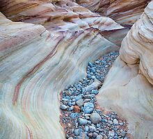 Sinuous Sandstone by Kim Barton