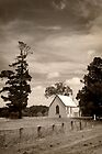 Old church ... Bowning NSW by Rosalie Dale