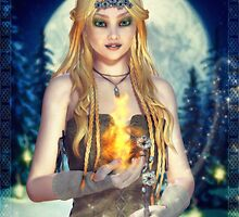 Brighid at Imbolc by Brandy Thomas