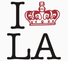 I Rule Los Angeles (King) by xogang