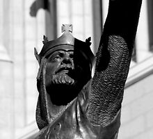 Robert the Bruce by dgscotland