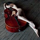 The Cello by Shawn Collie