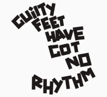 Arctic Monkeys - Guilty Feet Have Got No Rhythm by 0llie