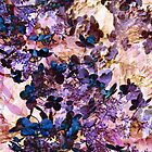 Floral Abstract iPhone Case by Jessica Jenney